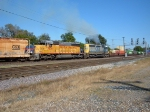 CSX 8420 & UP 7878